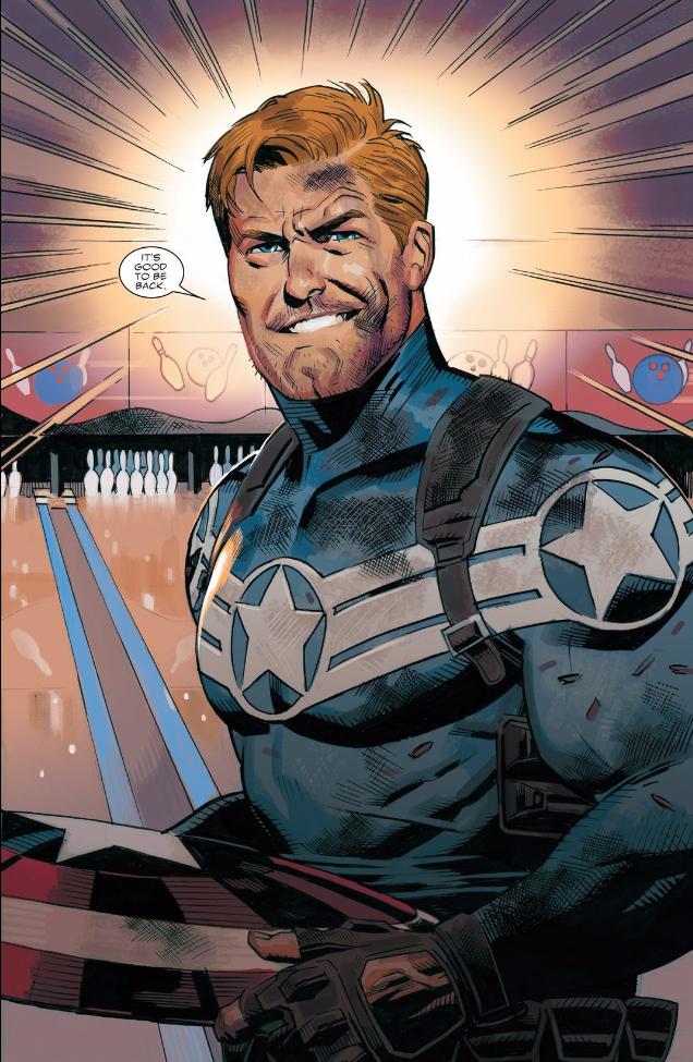 Cap is Back